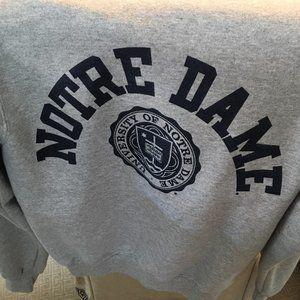 Notre Dame Men's Crew Neck Sweatshirt